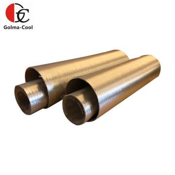 HVAC Air Duct Semi-rigid Pure Aluminum Flexible Duct