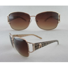 Sun Glasses with Plastic Frame and Metal Temples New for 222450