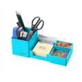 6 Components Office Counter Top Desk Organizer