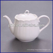 P&T porcelain factory coffee pot, tea settle -17905