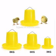 Alimentador de frango e alimentador de aves com qualquer tamanho