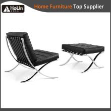 Chaise de loisirs Barcelona Lounge Chair Designer classique