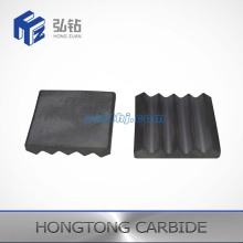 Tungsten Carbide Grooved Plate for Sale