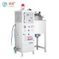 Automatic solvent distillator for Ethyl alcohol purification