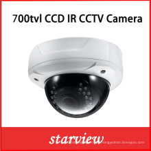 700tvl 960h Vandal-Prueba de cúpula IR cámara de seguridad CCTV