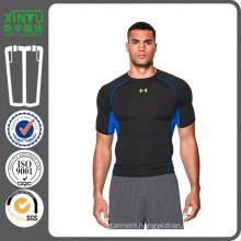 2015 High Quality Fashion Dry Fit Men′s Sports T-Shirt