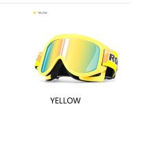 Rockbros Ski Glasses Windproof Anti-Fog Goggles for Adult and Children