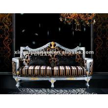 Sofá clásico de doble plazas A80091