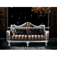classical double seater hotel sofa A80091