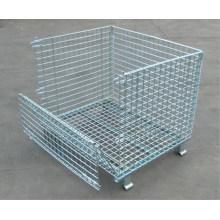 Système de rayonnage à palettes pour support de stockage d'entrepôt