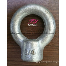 JIS1169 Tuerca de ojo acero de carbono