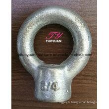 JIS1169 Écrou de Eye en acier carbone