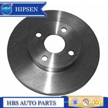 Disque de frein d'essieu avant 255mm AIMCO 31056 pour Toyota / Chevrolet / GEO