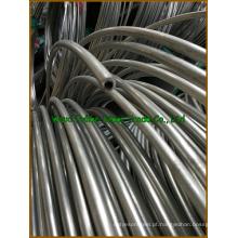 Ti Gr. 5 / Ti6al4V tubo de liga de titânio da China