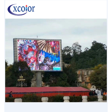 P10 Highway Advertising Led Display Billboard