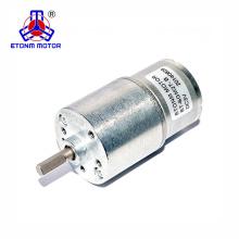 6 Volt 27mm heiß-verkaufender leistungsfähiger elektrischer DC-Motor