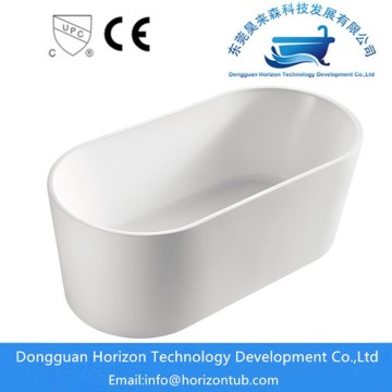 Traditional styled freestanding tub