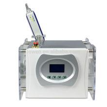 Laser de 1064 e 532 nm nd yag para remoção de tatuagem