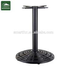 wooden table base in Europ
