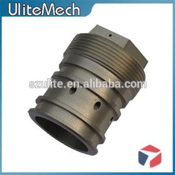 2015 Shenzhen buena calidad por encargo piezas de aluminio