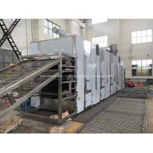 Оборудование для сушки гранул калийных удобрений