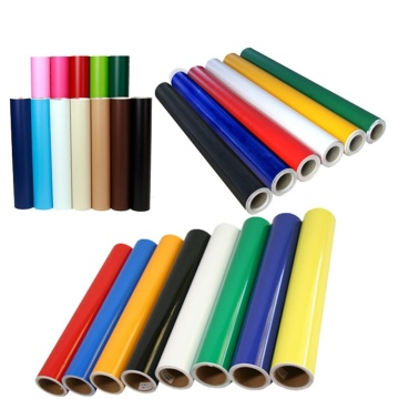 Plotter cutting self adhesive vinyl film rolls