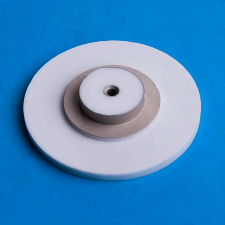 High precision customized metallized ceramic insulator