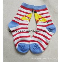 Children Cotton Socks