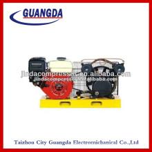 Compressor de ar de gasolina de painel