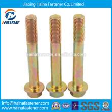 China fornecedor DIN6921 parafuso de flange hex