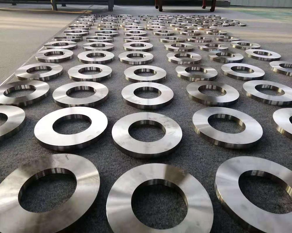 Ti-Mo-Ni Forging Rings for Subsea Oil