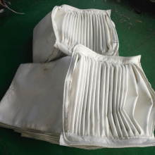 Dusting bag for sintering machine