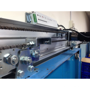 Interruptor de programa de cinco bits Porta deslizante automática pesada