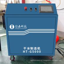 Fazendo Preços de Máquinas Fabricante de Gelo Seco