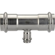316 Stainless Steel V Type Reducer Tee