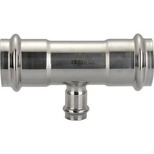 316 Stainless Steel V jenis Reducer Tee