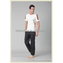 Дешевые бесшовные спортивные костюмы спортивная одежда для мужчин