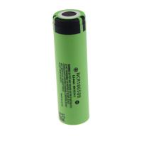 Batterie rechargeable Li-ion NCR18650b 3.6V 3400mAh Batterie au lithium