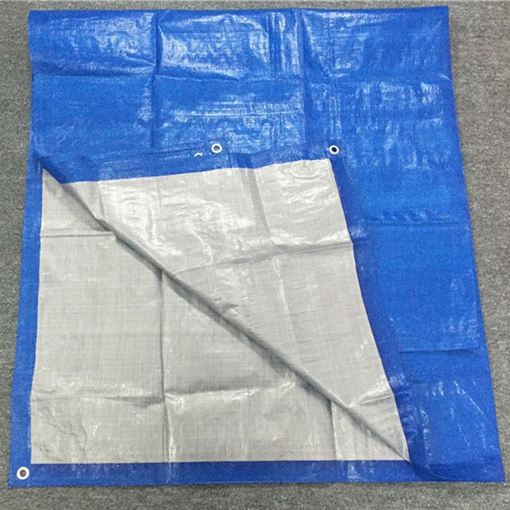 4x5m 2kg Blue White Tarpaulin