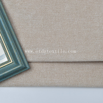 Upholstery Polyester Textile Linen Woven Fabric Sofa Fabric