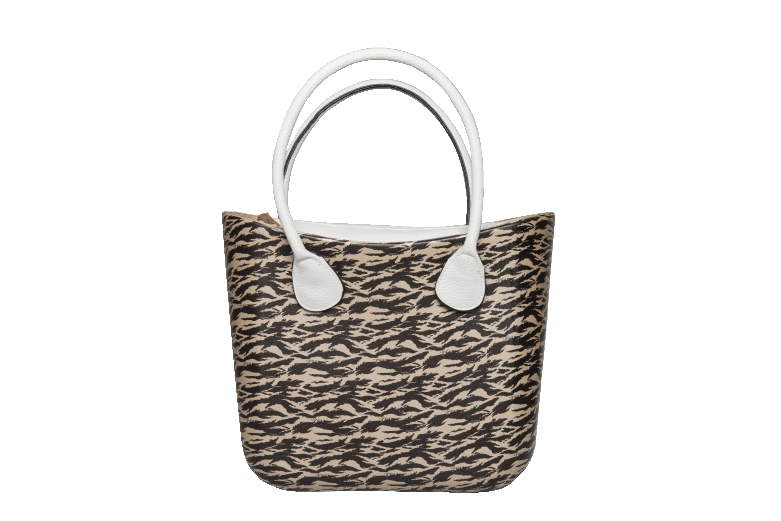 Leopard Print Sexy Lady Eva Beach Handbags