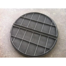 filter screen equipment for gas