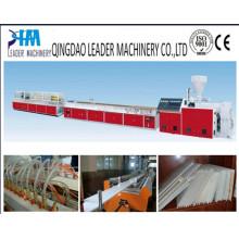 Высококачественного пластика ПВХ Стеновые панели производственной линии/делая машину