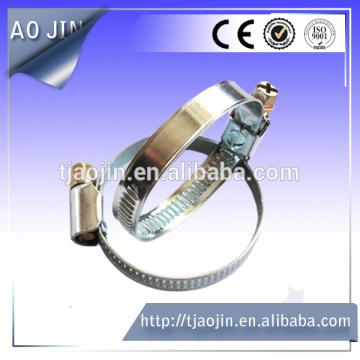 Grampo de tubo galvanizado