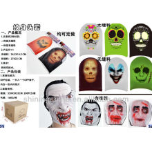 2016 new design tattoo mask anf sleeve cheap