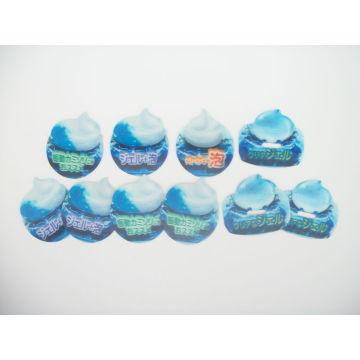 Etiquetas Lenticular de alta qualidade bonito 3D para crianças