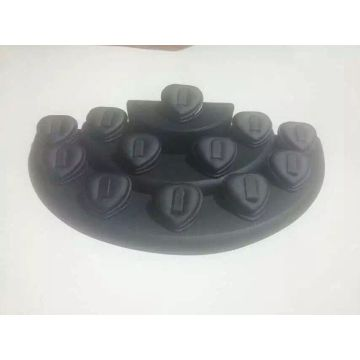 New Design Wholesale 3 Tiers Jewelry Ring Display (RST-BL-R12)