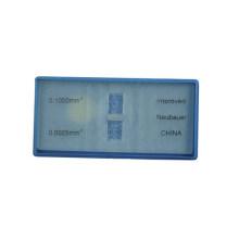 Cámaras de recuento de células de laboratorio 0.1000 mm