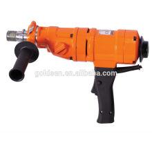 80mm 1500W Portable à deux vitesses Portable électrique à béton à main centrale de forage GW8206