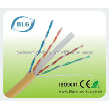 standard cat6 utp cable for network cabling